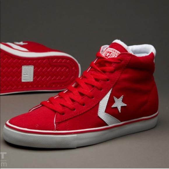 Converse Shoes | Nwt Converse Pro Leather Vulc M Lollipop M ...
